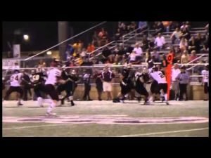 Calhoun bounces back to open region play against Dade County 38-0