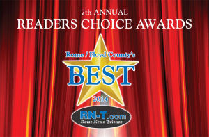 Voting open on the Rome News-Tribune Readers Choice Awards