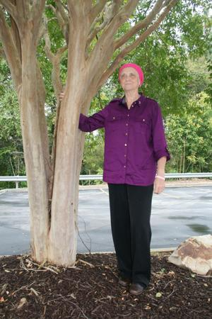 Carol Waddell never thought it would be her, fighting breast cancer with help through family, Cancer Navigators