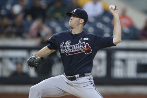 ATLANTA BRAVES: Mets' Gee outpitches Braves' Wood in opener of 3-game series