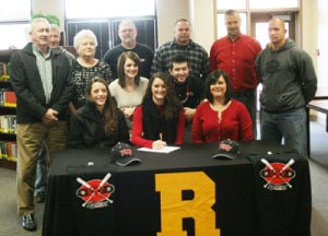 SOFTBALL: Rockmart's Smith signs a letter of intent