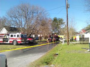 Fatal fire in Rockmart