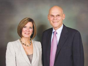 Carville, Matalin speak at Berry College