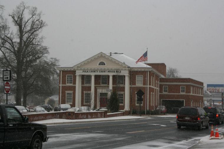 Cedartown Snow Day 2