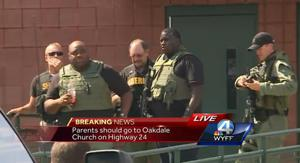 Official: 2 students, 1 teacher wounded; teen in custody after S.C. elementary school shooting