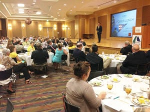 Chamber hosts regional lunch