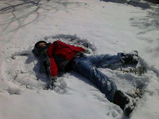 Polk Snow Day 2014 18