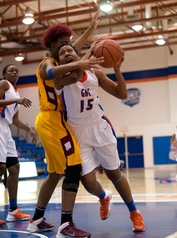 Georgia Highlands College Womens Basketball against GPC ...