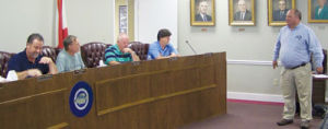 Centre City Council Meeting July 22