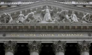 <p>The New York Stock Exchange. (AP Photo/Richard Drew, File)</p>