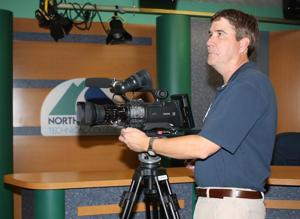 GNTC's John Kenyon receives 2 awards for college promotional videos