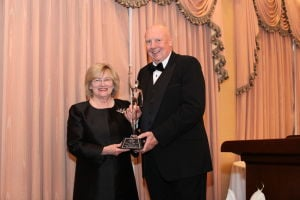 Willis J. Potts, Jr. honored as Heritage Award Recipient at Highlands Gala