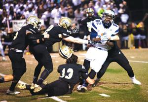 FOOTBALL: Calhoun headed to Final Four after wild win over Elbert County