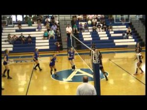Volleyball: Lady Indians split against Calhoun, Coosa at home