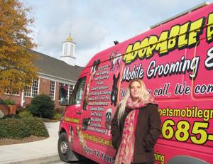 Adorable Pets Grooming service hits the road