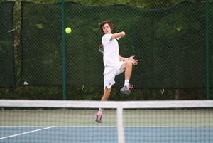 Tennis: Tigers' state run ends with loss