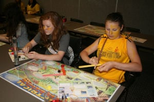 GNTC hosts Young Scholars camp