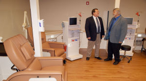 Renal South brings upgrades for Rome dialysis patients