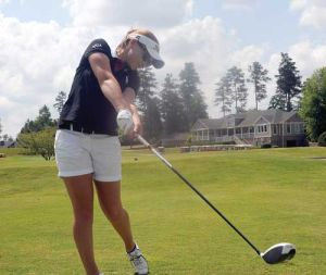 GOLF: Deems looking forward to next step