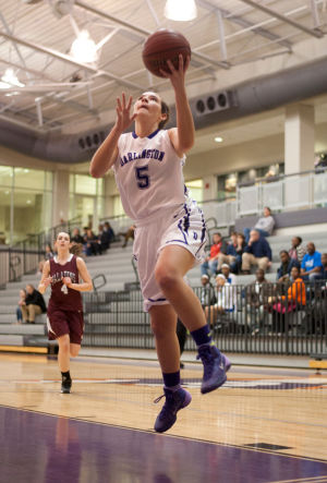 BASKETBALL ALL-AREA: Atha caps stellar career