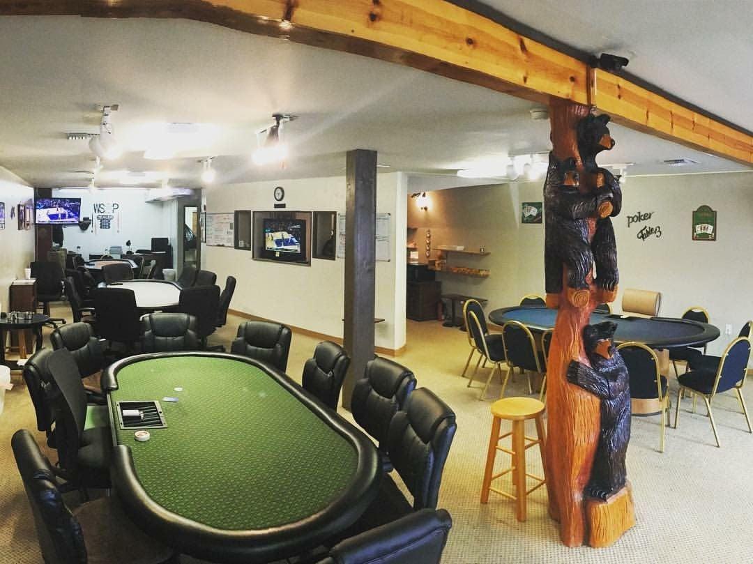 Sutherlin oregon poker
