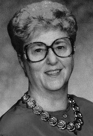"Marjorie ""Marge"" Fluck Vilk"