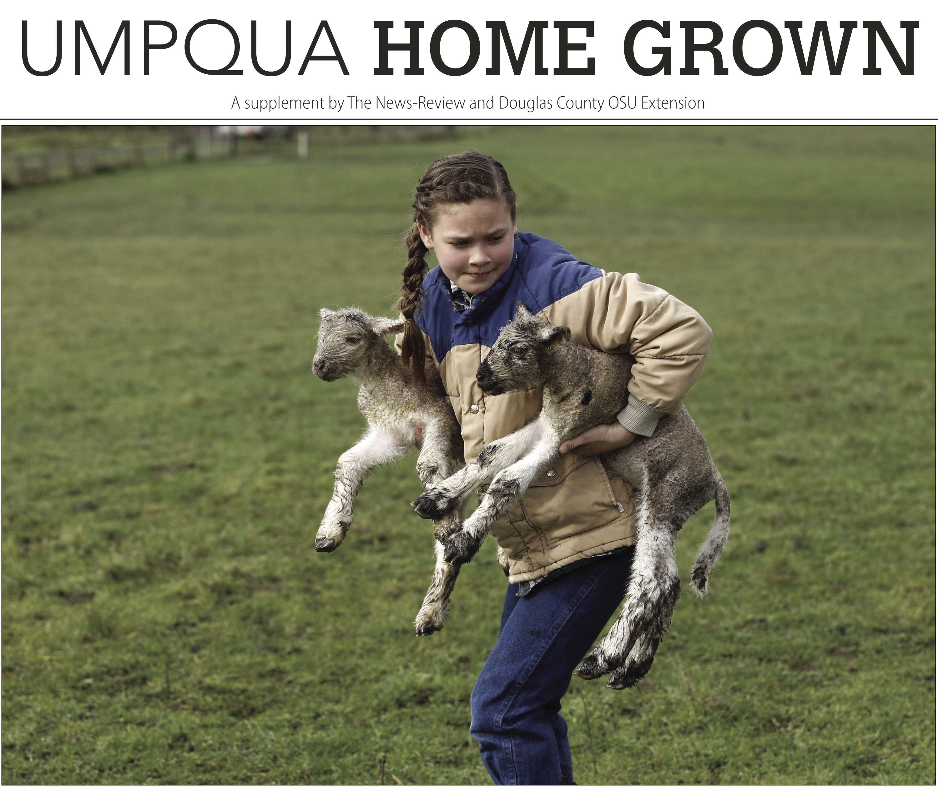 Umpqua Home Grown
