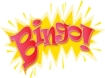 News-Review Bingo