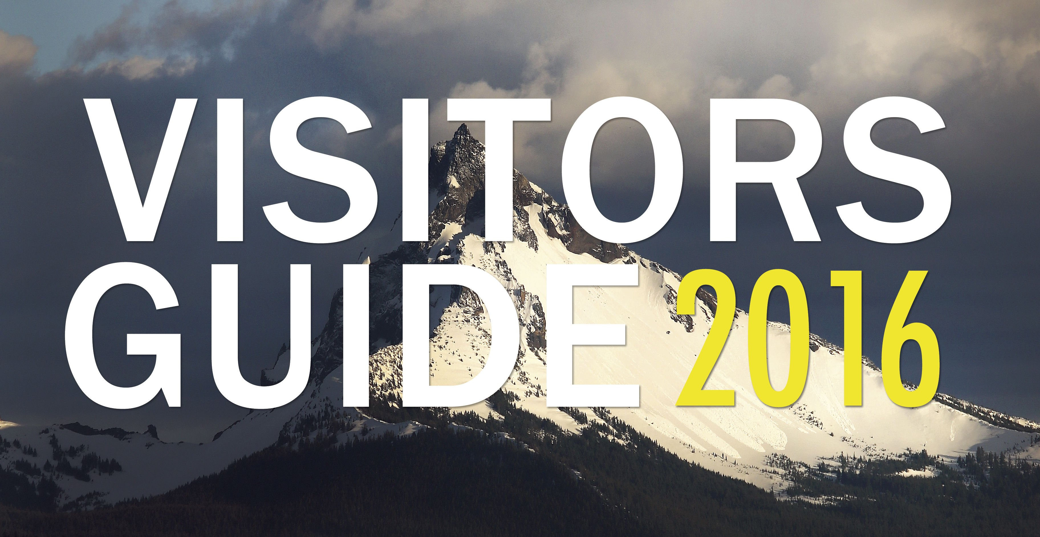 Visitors Guide 2016