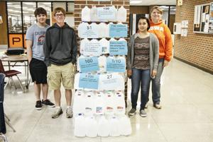 Class studies water issues