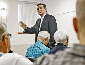 Cruz attacks tax code