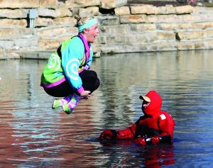 Colden Pond plunge raises money for St. Jude