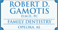 Robert D Gamotis DMD
