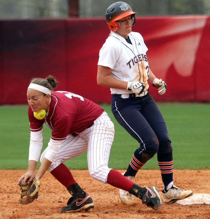 AUBURN UNIVERSITY SOFTBALL: Tigers upset No. 4 Alabama for ...