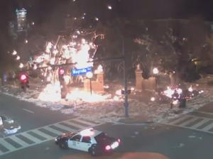 Toomer's fire