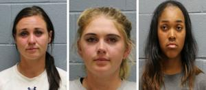 Auburn softball players Fagan, Martin, Maresette issue apologies after arrests