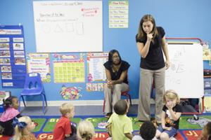 State Funded Pre-K 102