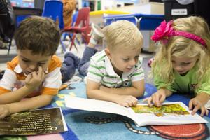 State Funded Pre-K 104