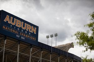 Auburn National Championship Sign 03