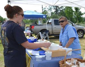 Market at Ag Heritage Park opens 2013 season