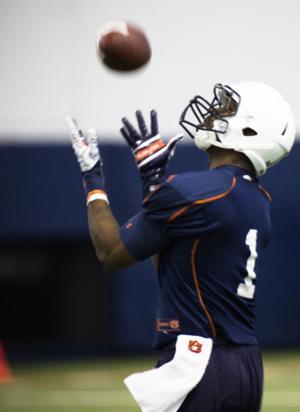 Auburn Football Practice 02