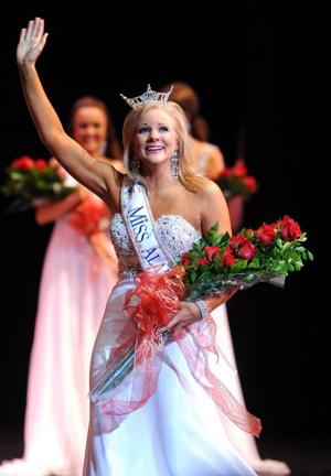 AU graduate named Miss Alabama