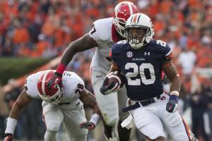 GAMEDAY: Auburn vs. Georgia 32