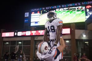 GAMEDAY: Auburn vs. Arkansas 37