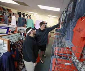 Tiger Rags leaves downtown for new location after 34 years