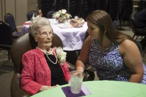 Eula Prophitt Turns 110 Years Old 07
