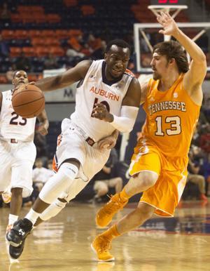 MEN'S BASKETBALL: Auburn vs. Tennessee 03