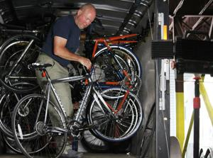 Cyclists prepare for 300-mile ride to repair homes across Alabama