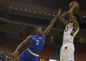 WOMEN'S BASKETBALL: Auburn vs. Presbyterian 10