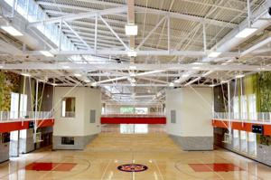 AU Recreation & Wellness Center